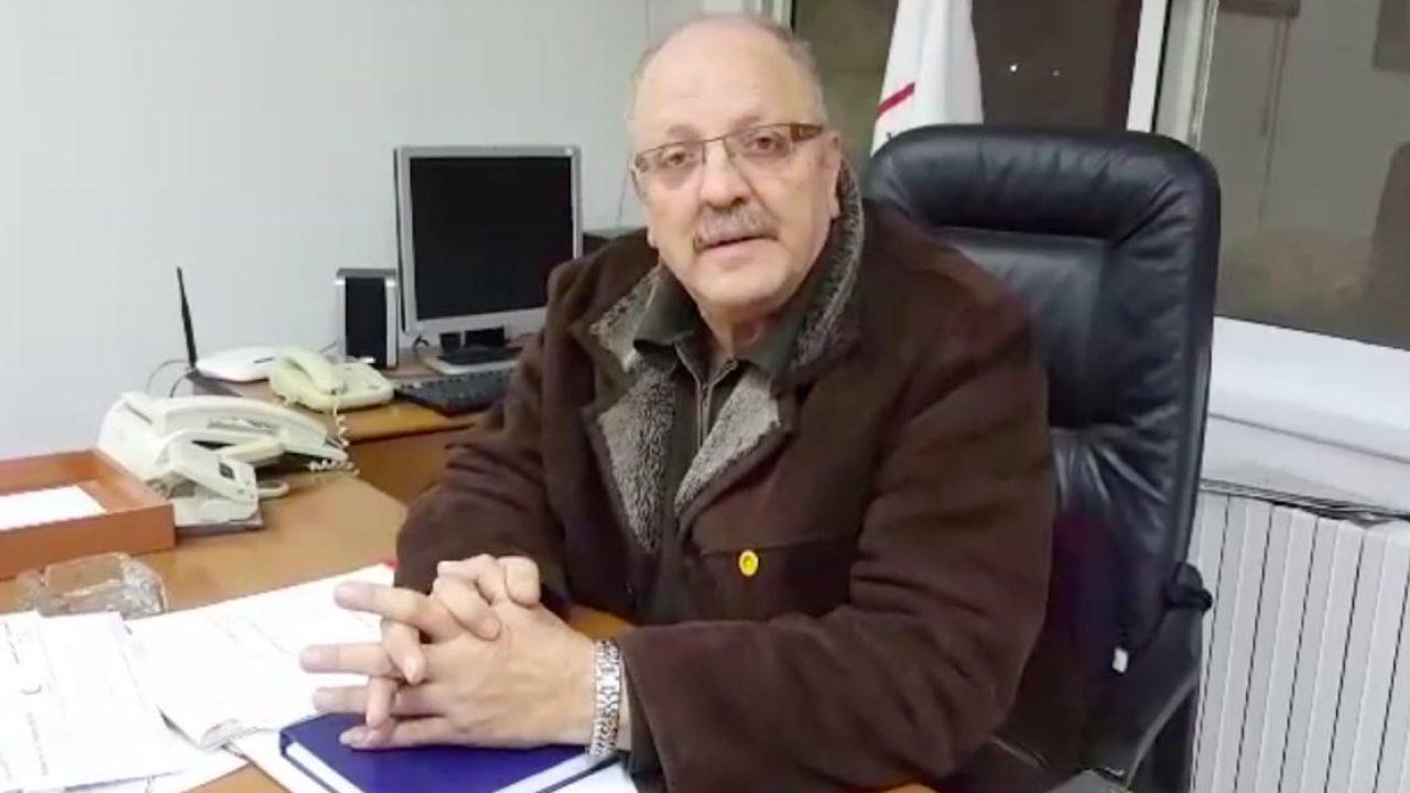 رئيس الهيئة الإدارية في جمعية الهلال الاحمر في مدينة نابلس هلال تفاحة