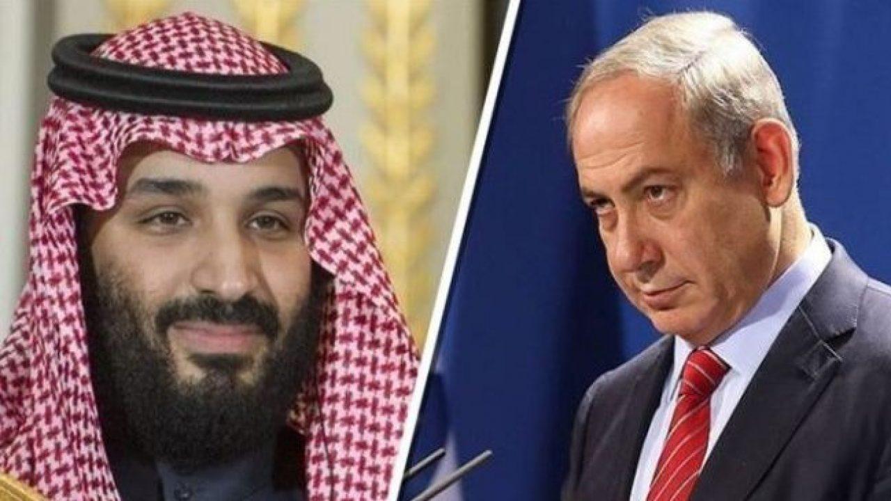 نتنياهو - ولي العهد السعودي محمد بن سلمان