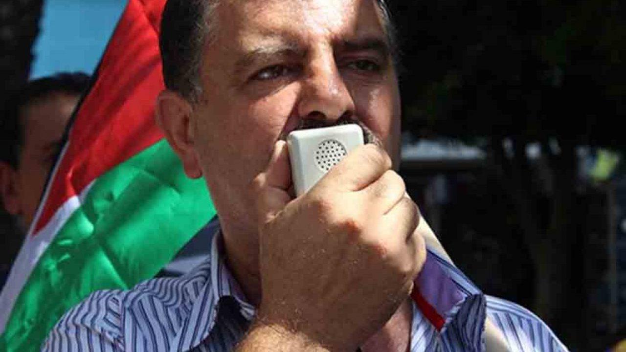 القيادي بالجيهة الشعبية زاهر الششتري