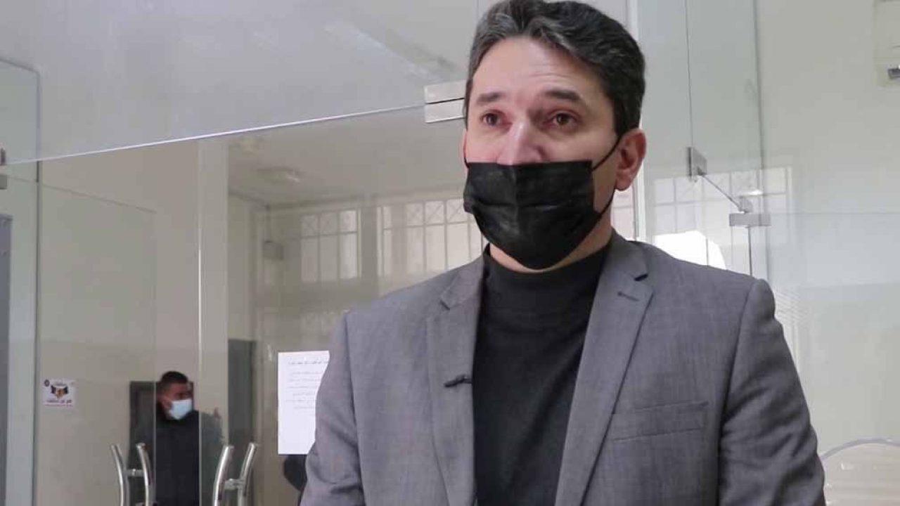 د. رامز دويكات مدير صحة نابلس