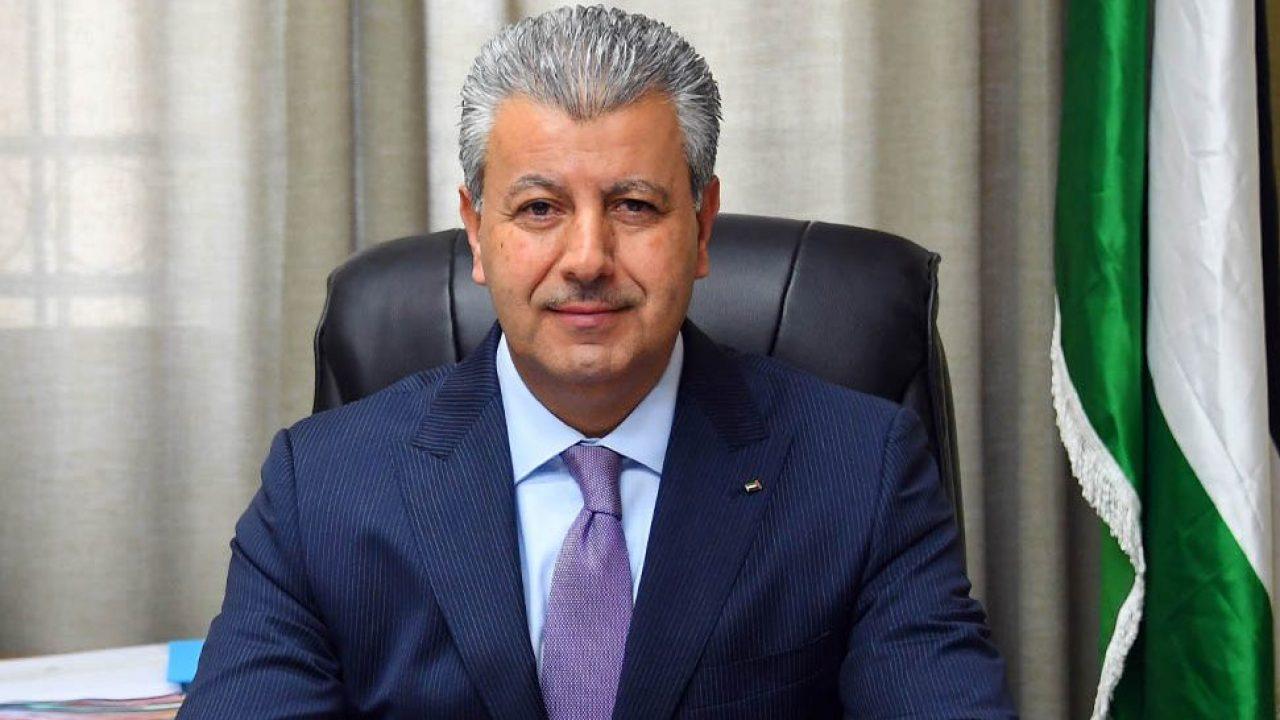 أمين عام مجلس الوزراء أمجد غانم