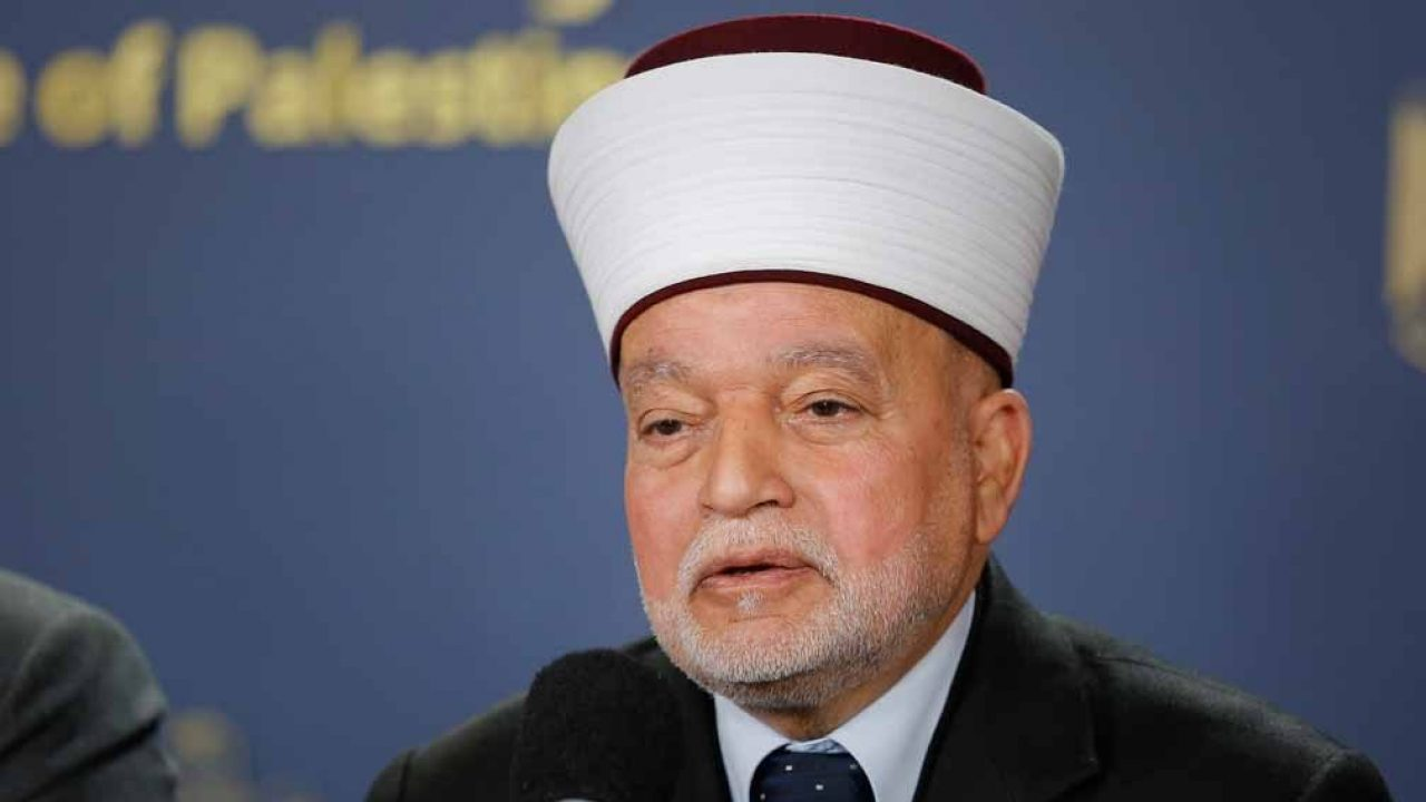 مفتي القدس الشيخ محمد حسين