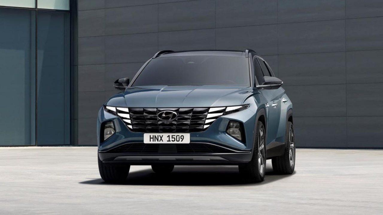 الجيل الرابع من سيارة توسان 2021