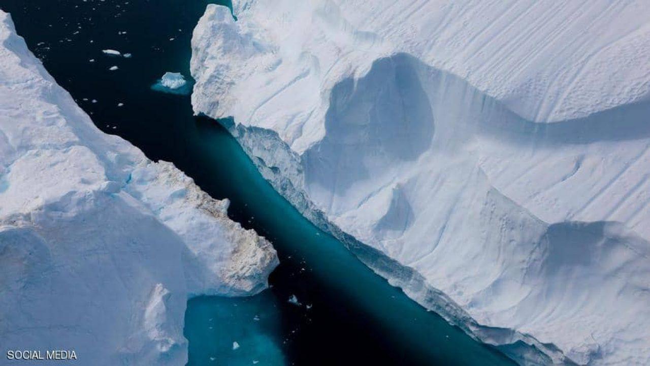 الكربون الأسود يساهم في ذوبان جليد القطب الشمالي