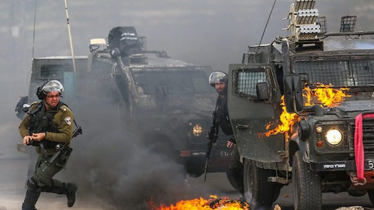قوات الاحتلال الاسرائيلي - تعبيرية