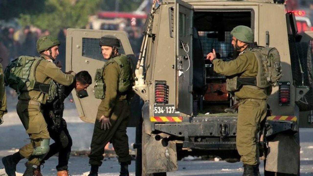 قوات الاحتلال الاسرائيلي اعتقالات - تعبيرية