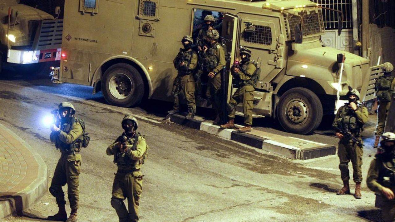 اقتحامات واعتقالات