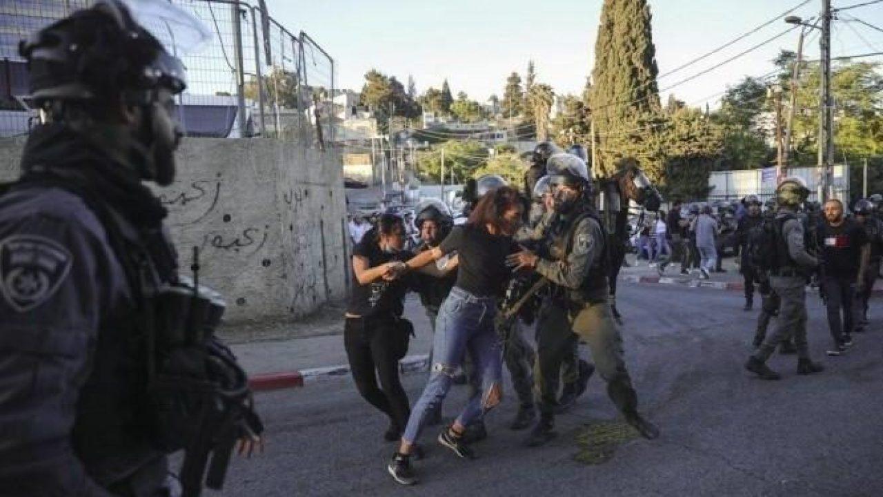 اعتدائات الاحتلال تعبيرية