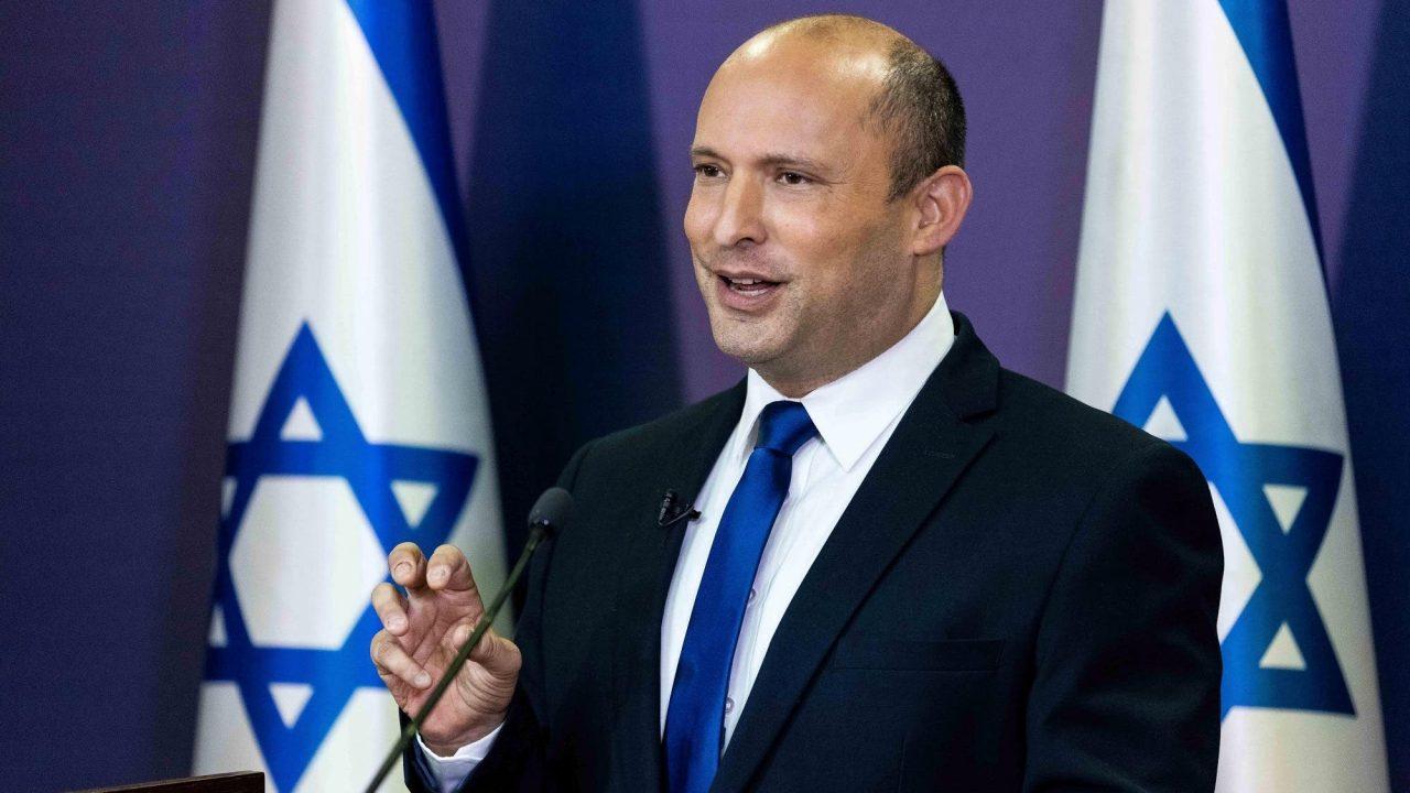 نفتالي بينيت رئيس الحكومة الاسرائيلية