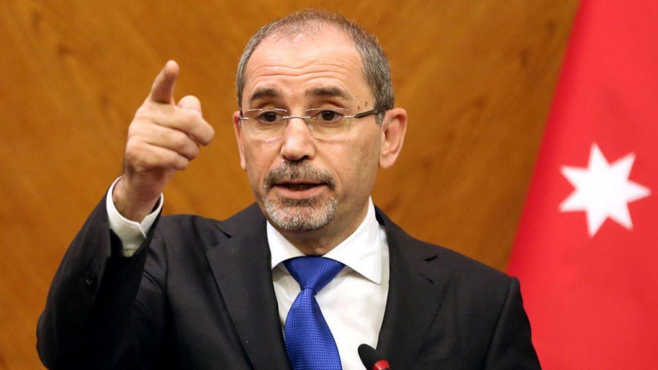أيمن الصفدي نائب رئيس الوزراء ووزير الخارجية الاردني