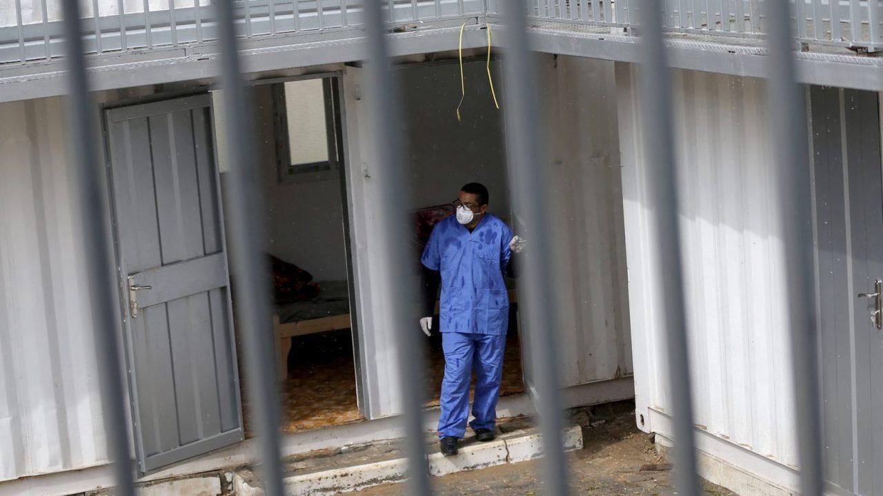 توضيحية - كورونا في السجون الاسرائيلية