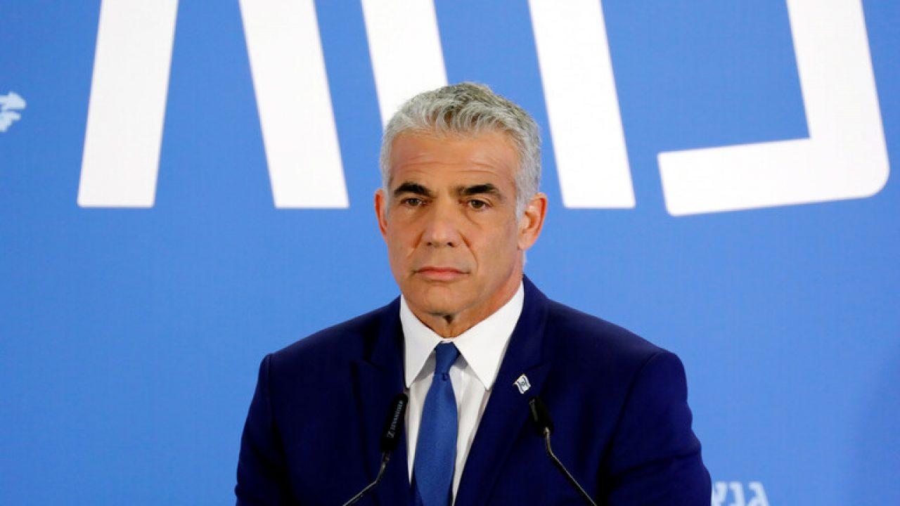 يائير لابيد، رئيس حزب