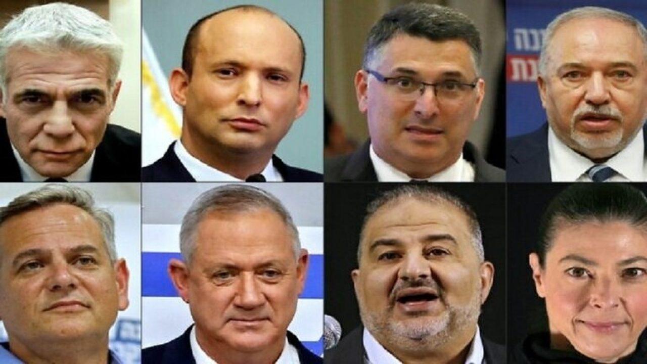 تحالف التغيير للحكومة الإسرائيلية الجديدة، صورة من تايمز أوف إسرائيل