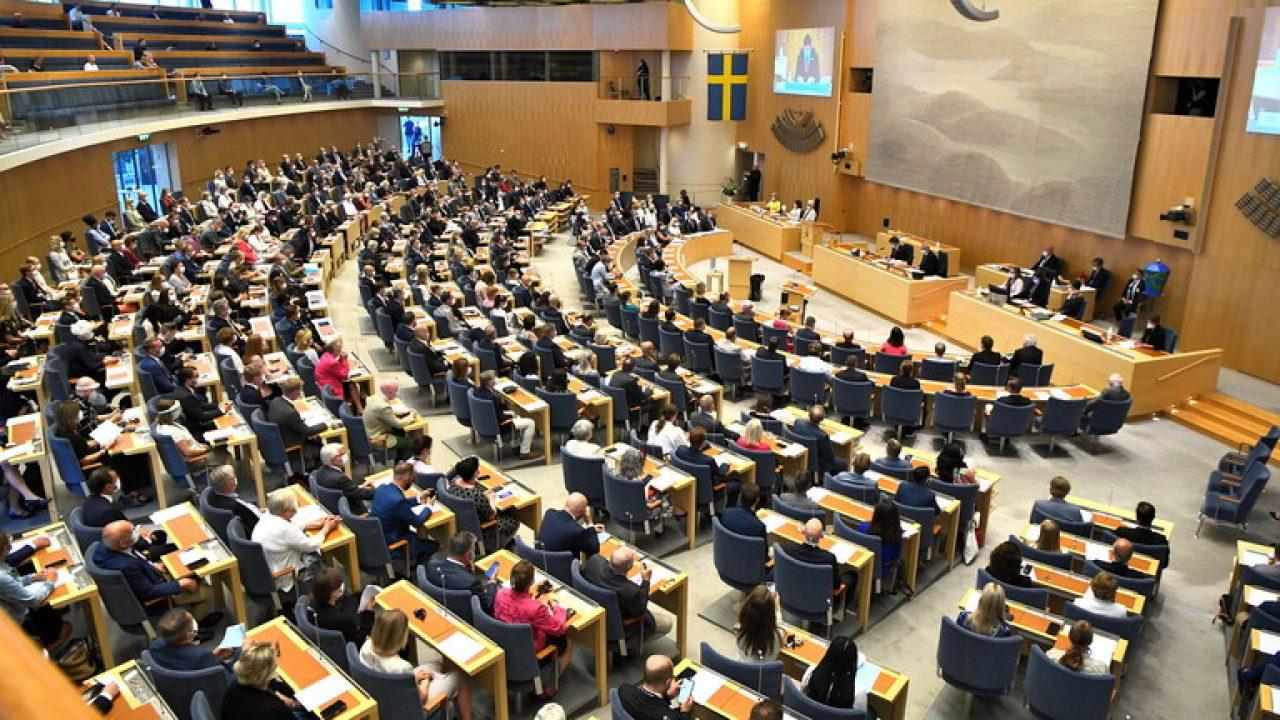 البرلمان السويدي - ارشيفية