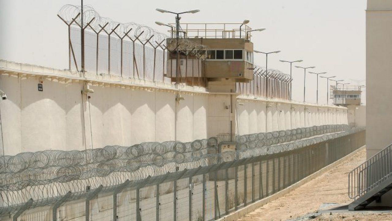 **Fille** View of the Eshel prison in Beer Sheva. June 22 2010. Photo by Moshe Shai/Flash90. **Maariv & Agencies Out** *** Local Caption *** ëìà àùì áàø ùáò