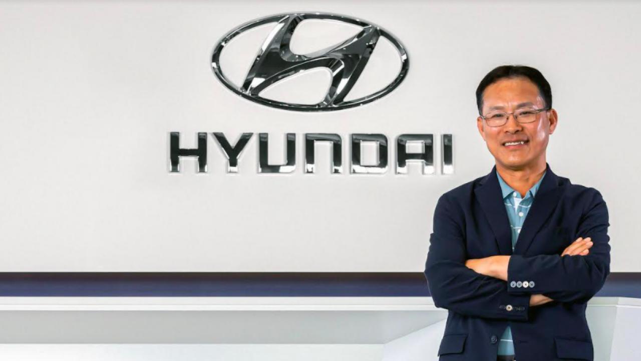 Bang Sun Jeong, Vice President, Head of Hyundai Motor Company Middle East & Africa HQs