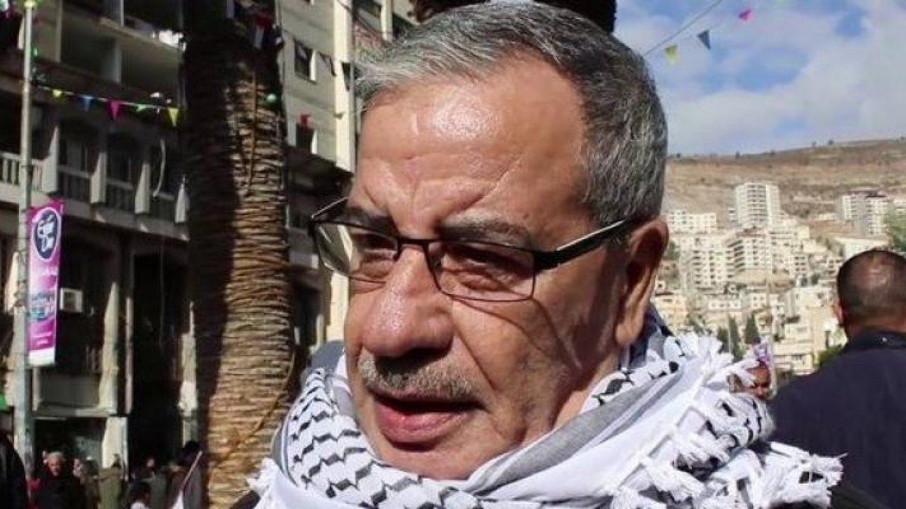 اللواء عبد الاله الاتيرة عضو المجلس الثوري لحركة فتح