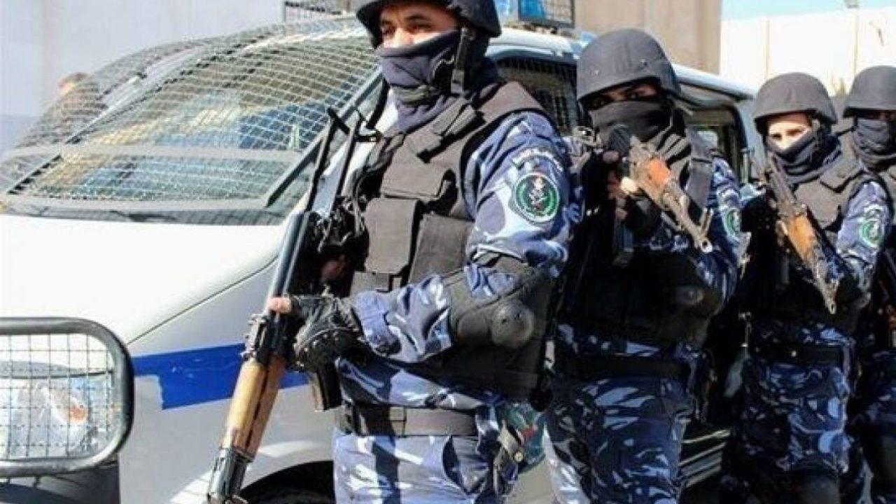 جهاز الشرطة الخاصة الفلسطينية - تعبيرية