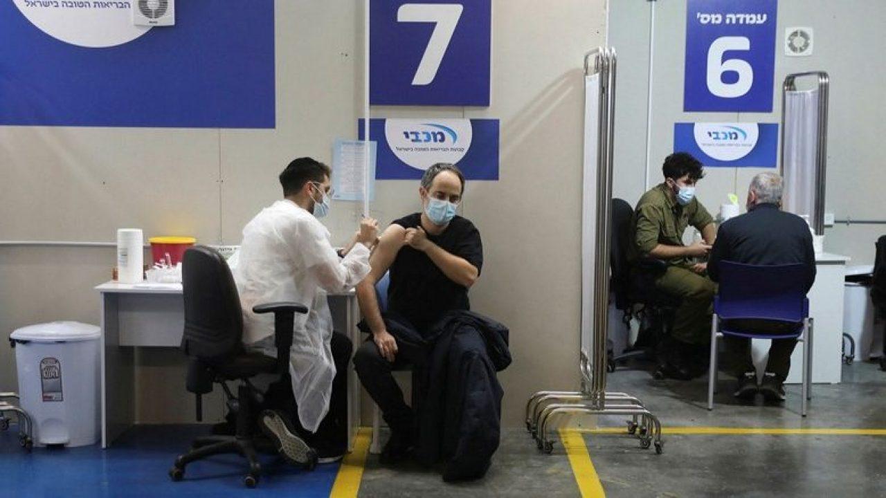 تلقي مطعوم كورونا في اسرائيل