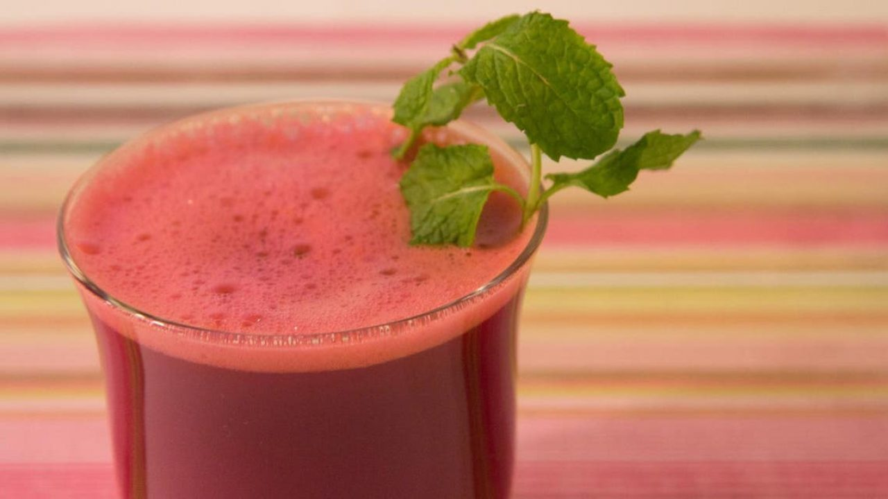 عصير يحتوي على كنز من الفوائد الصحية