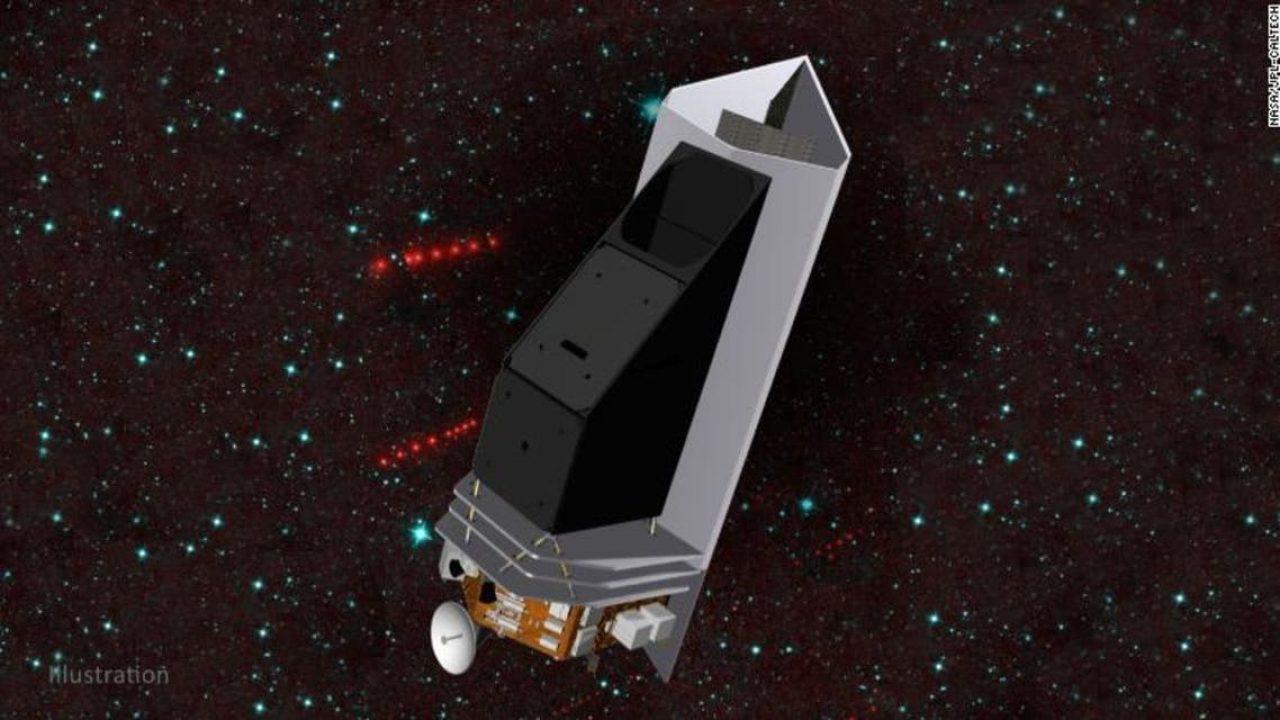 التلسكوب الفضائي
