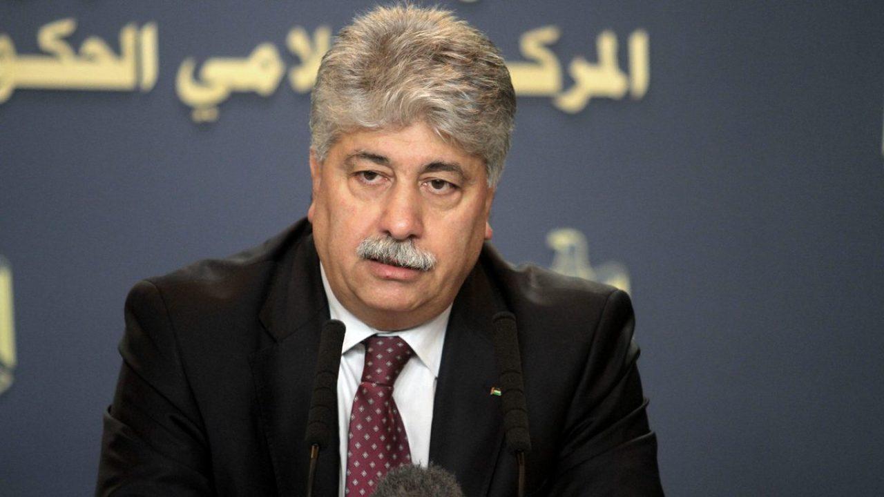 عضو اللجنة التنفيذية لمنظمة التحرير، الأمين العام لجبهة النضال الشعبي أحمد مجدلاني