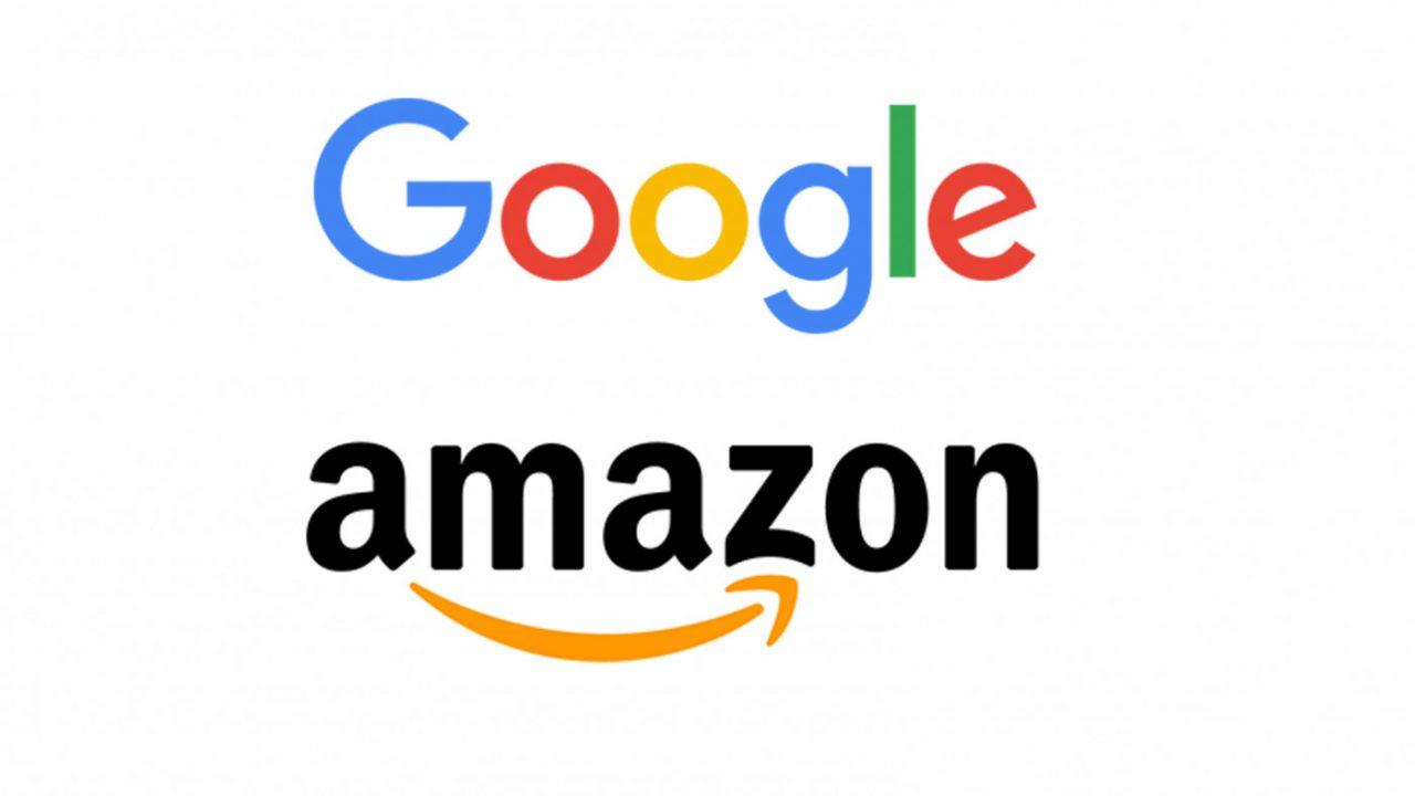 شركتا جوجل وأمازون