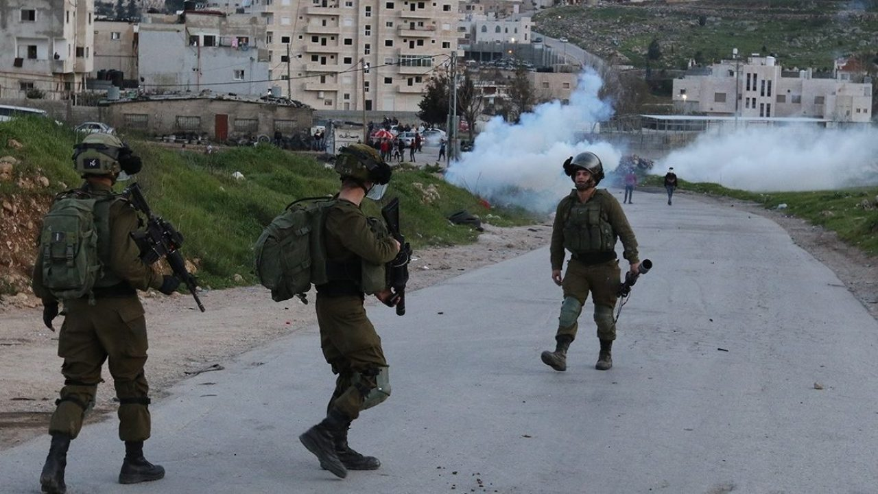 مواجهات مع قوات الاحتلال - ارشيفية