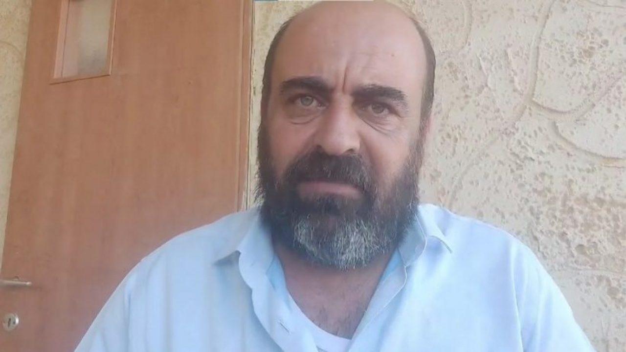 الناشط الشبابي نزار بنات من الخليل