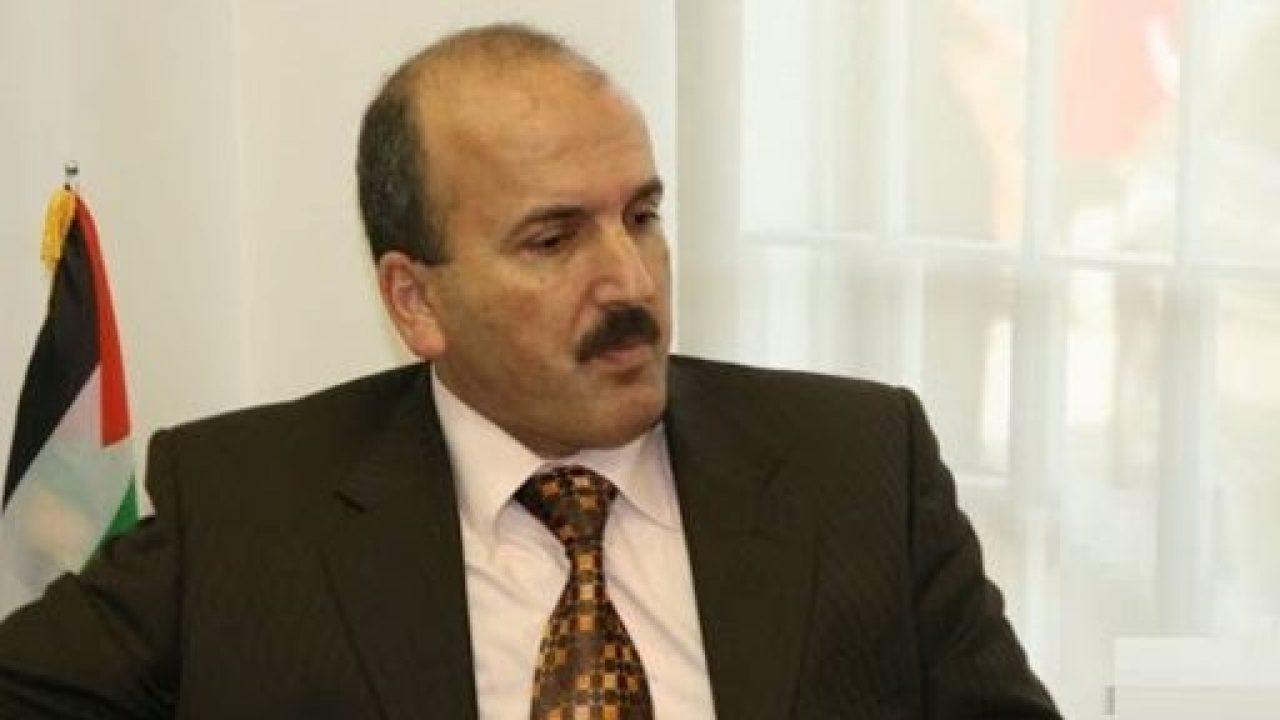 اللواء طلال دويكات -المفوض السياسي العام لدولة فلسطين والناطق العام باسم الأجهزة الامنية
